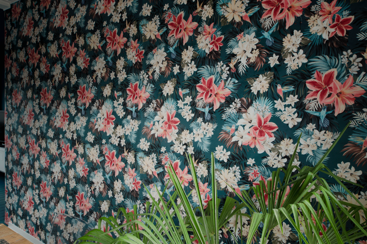 detail wandstofferen